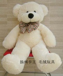 $enCountryForm.capitalKeyWord Canada - Plush toys large size 120cm   teddy bear 1.2 meters big embrace bear doll plush bear doll lovers gifts