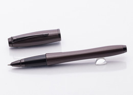 China Writing Supplies Luxurious High-end metal Parker new Urban series chocolate ROLLERball PEN suppliers