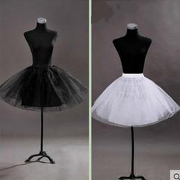 $enCountryForm.capitalKeyWord Canada - Cheap Flower Gilrs Wedding Petticoats 3 Types Hoops Ball Gowns Underskirts For Gilr Kids Dresses Little Girls Plus Size Crinoline Petticoats