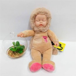 lion soft toy NZ - Baby Plush Stuffed Toys for Children Soft Kawaii Animal Lions Toys Brinquedos Best Birthday Gifts for Kids