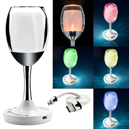 $enCountryForm.capitalKeyWord UK - New lamp led wineglass cup light colors changeable RGB romantic led Win night light best gift for lovers