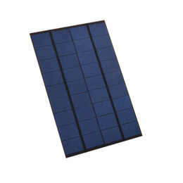 Chinese  200Pcs Lot 4.2W 9V DIY Encapsulated Solar Cell Panel PET Laminated Solar Cell DHL Shipping for DIY Test and Solar System manufacturers