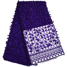 $enCountryForm.capitalKeyWord Canada - 2018 Latest Dress Designs Tulle Lace French Net Lace, Embroidery Nigerian African Lace Fabric, Royal Blue White 3D Lace