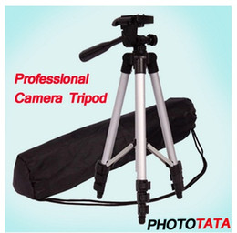 Dslr Camera Professional NZ - WEIFENG WT3110A Professional Camera Tripod for Canon EOS Rebel T2i T3i T4i and for Nikon D7100 D90 D3100 DSLR