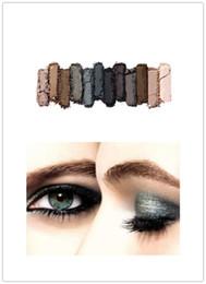 $enCountryForm.capitalKeyWord Canada - 2015 hottest item Makeup Eye Shadow 12 color eyeshadow palette NUDE Smoky Palette best quality version Chrismas Gift