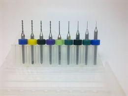 $enCountryForm.capitalKeyWord Canada - 10pcs Micro Drills Set 0.2mm - 1.2mm PCB Print Circuit Board Drill Bits CNC Drill Bits dremel tools, cutter cnc drill free