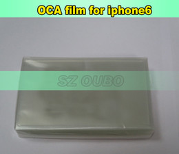 $enCountryForm.capitalKeyWord Canada - Mitsubishi OCA Film For Iphone 6 6G Repair Broken Lcd Touch Screen For Iphone6 Lcd Digitizer Oca Laminator 500pcs lot DHL free shipping
