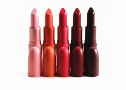 quality lipstick UK - Excellent quality Makeup Gia Valli Matte Lipstick several colors make more people more sexy DHL Shipping