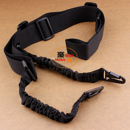 Rifle gun sling stRap online shopping - Tactical Sling Dual Point Swivels Strap Multi Mission Adjustable for Rifle Gun