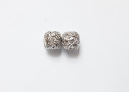 $enCountryForm.capitalKeyWord Canada - Tibetan Style Zinc Alloy European Beads,The stars form,Lead Free& Nickel Free, White gold color,9*7mm,hole:5mm (SF-platinum-003)