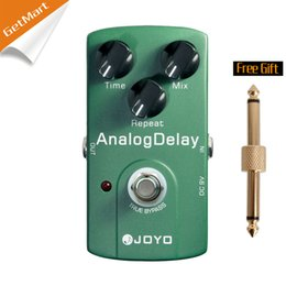 Echo Pedals Australia - Joyo JF-33 Analog Delay Guitar Effects Pedal True Bypass MU0022