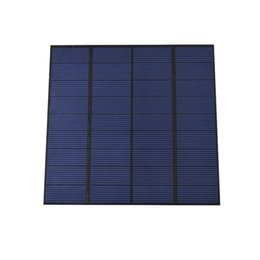 China 200Pcs Lot 3W 9V PET Laminated Polycrystalline Solar Cell Panel Mini DIY Solar Cell Size 145mm*145mm for DIY Solar Kit DHL Shipping suppliers