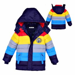 $enCountryForm.capitalKeyWord Canada - Children Jackets Boys Girls Winter down coat 2017 Baby Winter Coat Kids warm outerwear Hooded Coat for 2-7 yrs Children Clothe free shipping