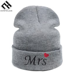 Warmest Winter Hat For Men Canada - Evrfelan New Winter Hat Unisex Warm  Knitted Hats Solid a942754c4
