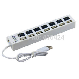 $enCountryForm.capitalKeyWord UK - 7 Ports USB 2.0 Powered Adapter Hub High Speed Splitter ON OFF Sharing Switch for Laptop PC &Desktop order<$18no track