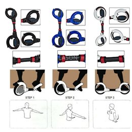Wholesale-X8 Skate cycle Two Wheels X8 SkateCycle Foldable CX-SkateCycle 2 Parts Roller Wheel Drift board Skateboard scooter Extreme Sport