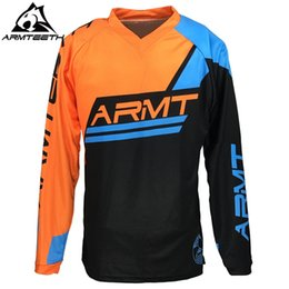 Jersey Bmx Canada - 2017 Motocross Jersey MX MTB Off Road Mountain Bike DH  Enduro Bicycle aa2bd1c84