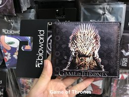 Pocket Games Canada - Game of Thrones Wallet House Stark House Targaryen House Lannister Nine Style Short Purse With Coin Pocket Wallets