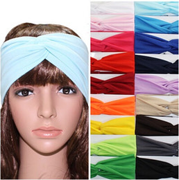 "Discount twist headband women - 6%off!2015hot sale!!Wide 3.5"" in width,Turban Headbands women,Turban head wrap, twist headband,Fabric Hair Wrap,10p"
