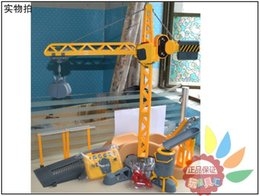 $enCountryForm.capitalKeyWord Australia - [New arrival] [Hot sale] The big crane toy Infrared remote control engineering car Electric plastic classic type model toy