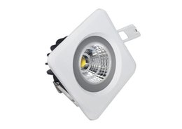 Waterproof Remote Control Light Switch Canada - 12pcs Free shipping 10W 15W IP65 Waterproof Dimmable COB SMD Driverless LED Ceiling down Light round Recessed Downlight AC100~260V