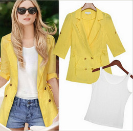 Discount Cute Women Blazers Jackets | 2017 Cute Women Blazers ...
