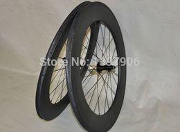 $enCountryForm.capitalKeyWord Canada - road bikes carbon wheelset 700c 88mm factory OEM carbon clincher wheels for road bicycle novatec hubs 271 372 25mm wide road bike
