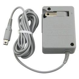 AC Ev Duvar Seyahat Şarj Güç Adaptörü Nintendo DSi XL 3DS Genel NDSi indirimde