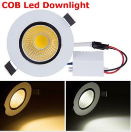 $enCountryForm.capitalKeyWord Canada - Dimmable cob led ceiling light 3w cob led down light Warm   pure White 2700k 110v 220v CE&ROHS Free shipping