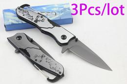 $enCountryForm.capitalKeyWord UK - 3Pcs OEM Strider Mick F46 Folding Tactical knife Survival pocket Utility knife camping knife knives New in Retail box packaging