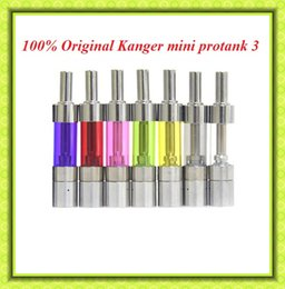 $enCountryForm.capitalKeyWord Canada - 100% Original Kanger mini protank 3 atomizer 1.5ml dual coil pyrex glass mini protank3 clearomizer for ego evod battery subox mini