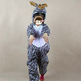 Teenage Love Live Animal Costume for Kids Cartoon Zebra Theme Anime Cosplay Clothes Jumpsuits Boy Girls Hallowmas Costume Carnival Party & Shop Zebra Costume For Kids UK | Zebra Costume For Kids free ...