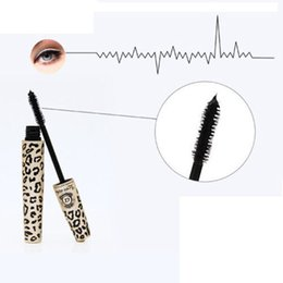 Love Alpha Transplanting Gel Pas Cher-Gros-LOVE ALPHA Leopard Case Transplantation Gel naturel fibre Mascara (LA729)