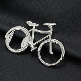 Bisiklet Bisiklet Şişe Açacağı Şarap Bira Cap Lifter Anahtarlık Bisikletçi Hediye Gümüş Destek Anahtarlıklar Ücretsiz FBA Nakliye D330S