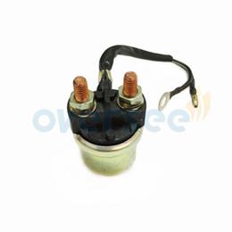 OVERSEE 6G1-81941-10-00 RELÉ DE ARRANQUE de alta calidad para montaje de Yamaha Parsun Powertec Hidea fuera de borda piezas del motor modelo