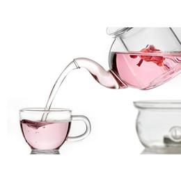 $enCountryForm.capitalKeyWord UK - Practical Heat Resistant Glass Teapot with Infuser Coffee Tea Leaf Herbal Classic 400ML 600ML 800ML 1000ML