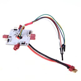 $enCountryForm.capitalKeyWord Canada - T Plug Power Distribution Board for RC Quadcopter APM PX4 & Paparazzi Flight Controller Board order<$18no track