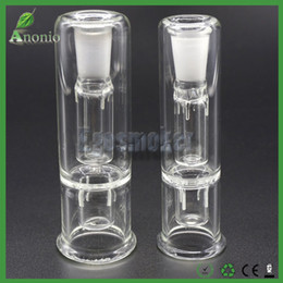 $enCountryForm.capitalKeyWord NZ - Hot sale Nectar Collector 14mm Honey Straw Concentrate Honey Dab Straw 14mm Nectar Collector Dab Vapor Mini Glass Bong Oil Rig Smoking Pipe