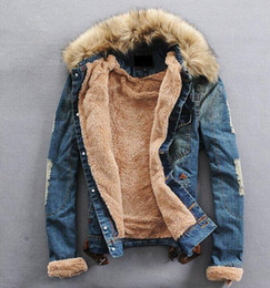 Womens Denim Jacket Fur Collar Online | Womens Denim Jacket Fur ...