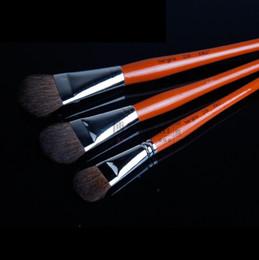 Professional Painting Brushes Australia - Wholesale-professional horse's hoof hair paint brush for acrylic paint high quality artist brush horse's hoof hair pro paint