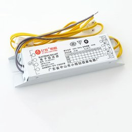 Electronic Fluorescent NZ - 220V Dimming Electronic Ballast for T8 Tube Fluorescent Light 20W 30W 40W 1*1 1*2 Electronic Rectifier