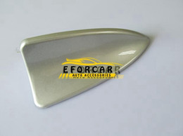 Chinese  New Car Shark Fin Dummy Decorative Antenna Aerials Roof Style Black manufacturers