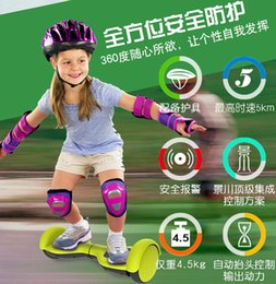 New High Quality Kids Self Balancing 2 Wheel Electric Scooter HOVERBOARD 2015 from balancing scooter led suppliers