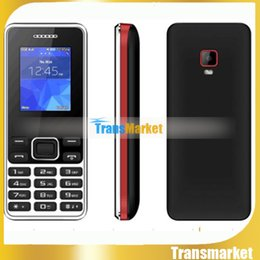 Tft Speakers NZ - 1.8Inch Cheap senior cell Phone Dual SIM Big Keyboard Loud Speaker Color Screen TFT FM Long Standby4 Band GSM for Student,Old,B350E