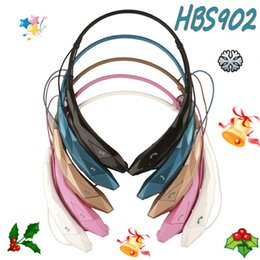 $enCountryForm.capitalKeyWord Canada - 2015 New HBS902 Bluetooth 4.0 wireless Headphone CSR HBS-902 Earphone headset Sports neckband for iphone 6 plus Samsung Galaxy s5 s6 edge