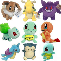 "Pokemon Toys Movie Australia - 13 style Poke go Plush Toys Umbreon Eevee Espeon Jolteon Vaporeon Flareon Glaceon Leafeon Plush Toy 5"" Soft Stuffed Animals Doll b377"