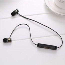 Оригинальный спортивный Bluetooth-гарнитура для Xiaomi Беспроводной Bluetooth 4.1 Музыка Спорт наушники IPX4 водонепроницаемый Sweatproof