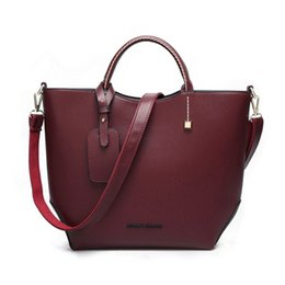 Discount Wine Red Handbags   2017 Vintage Red Wine Handbags on ...