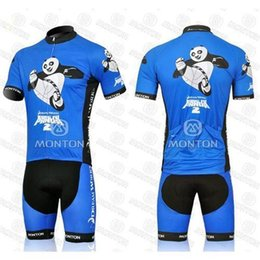 Cycling Bodysuit Canada - 2015 freeshipping cool style monton team cycling jersey blue florida cycling jerseyShort Sleeve Bodysuit Bib Cycling sets