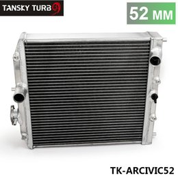 $enCountryForm.capitalKeyWord Canada - TANSKY - High performance JDM 3 Row Racing Aluminum Radiator For Honda Civic EK EG DEl Sol Manual 52MM TK-ARCIVIC52